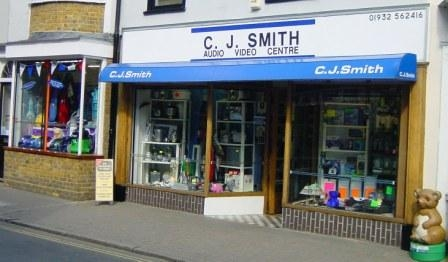 CJ Smith (TV & Elec) Ltd