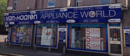 Van Haaren Appliance World Ltd