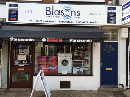 Blasons Sound & Vision Centre