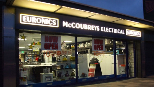McCoubreys Elec Superstore