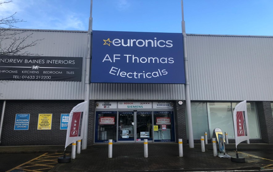 A F Thomas Electricals