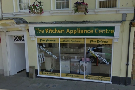 The Kitchen Appliance Centre 14850B | Euronics Site