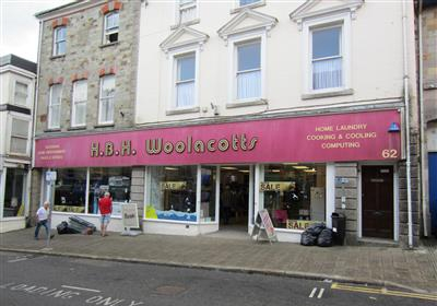 HBH Woolacotts Bodmin