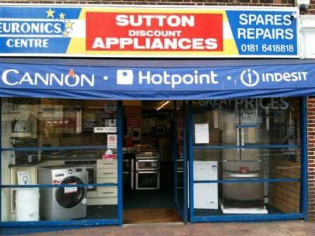 Sutton Appliances