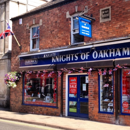 Knights Of Oakham
