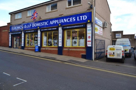 DJP Domestic Appliances Ltd