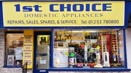 1st Choice Domestic Appliances Ltd