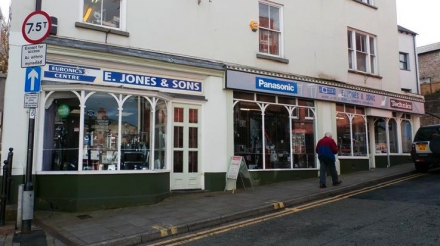 E Jones & Sons (Denbigh) Ltd