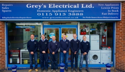 Greys Electrical Ltd