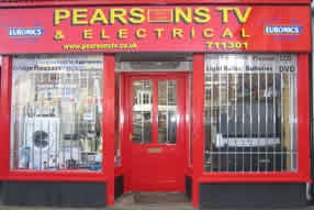 Pearsons TV and Electrical
