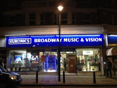 Broadway Music & Vision
