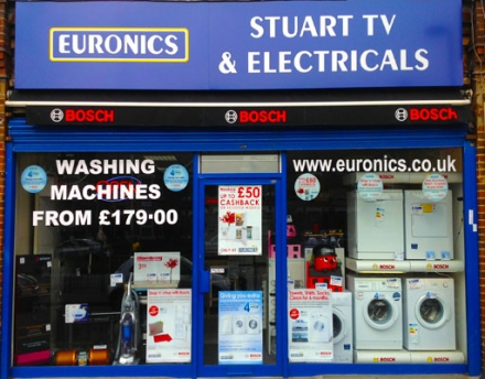Stuart TV + Electricals