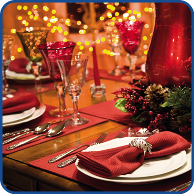 Seasonal Blog 6 Table Setting