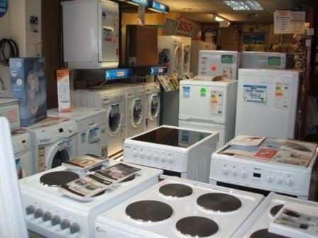 Partingtons Domestic Appliances