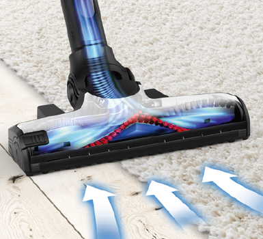 Bosch Vacuum Effective Cleaning