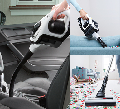 Bosch Vacuum Cleaning All Levels