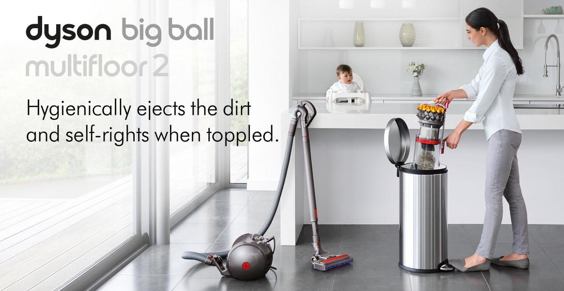 Dyson Ball Multi Floor Cylinder Vacuum Cleaner