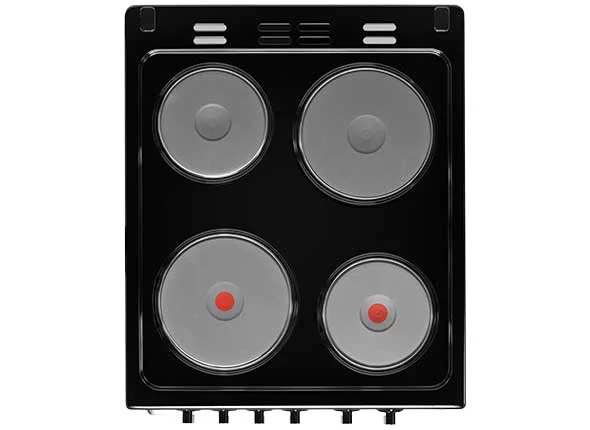 Beko Electric Solid Plate Hob