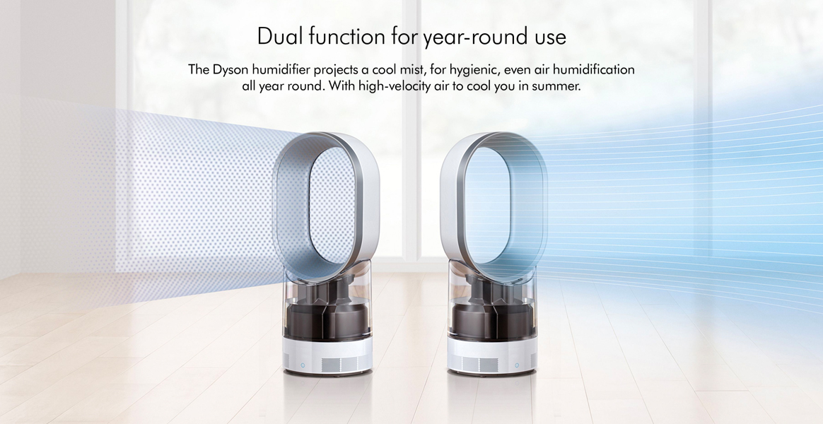 Dual function for year-round use
