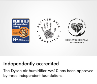 Independently Accredited