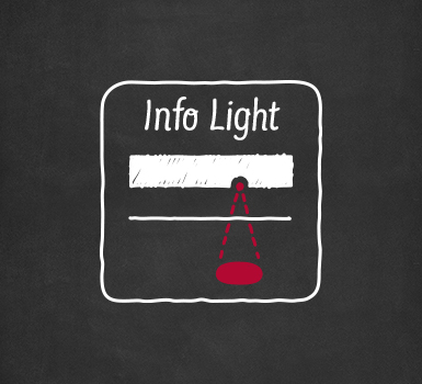 NEFF InfoLight Feature