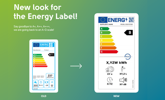 Energy Label What Is New