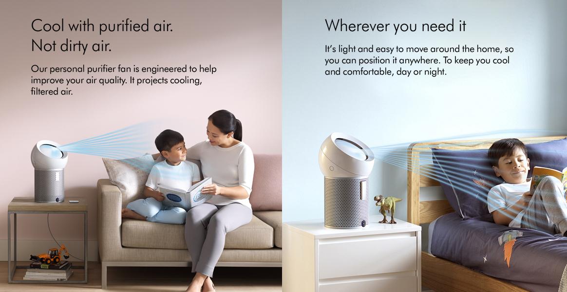 Dyson Purified Air