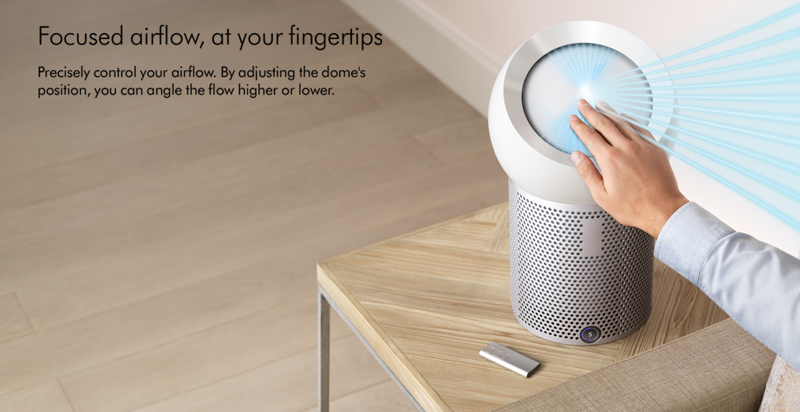 Dyson Focused Airflow