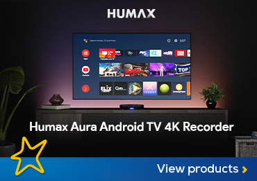 Humax Aura Android Box Launch