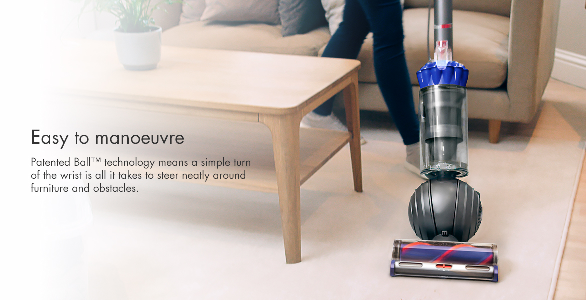 Dyson Small Ball Allergy Easy to Manoeuvre