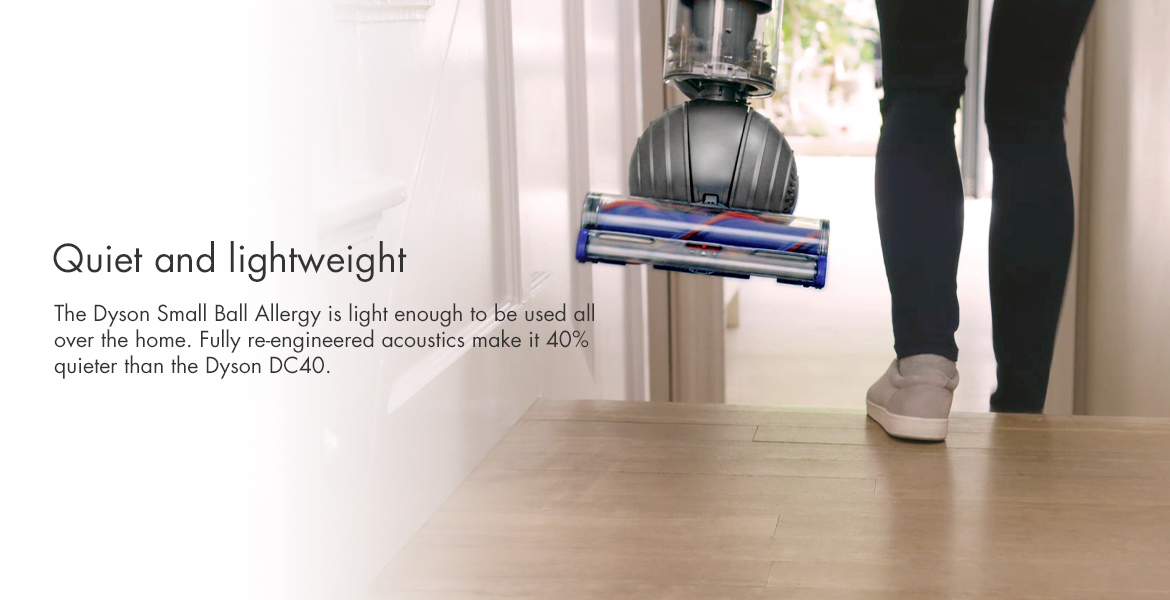 Dyson Small Ball Allergy Quiet and Lightweight