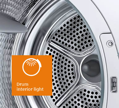 Siemens Drum Interior Light
