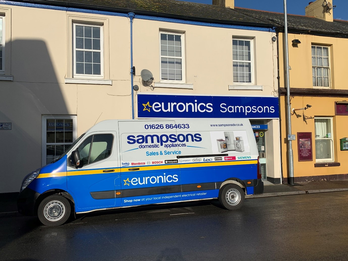 Sampsons Domestic Appliances Ltd