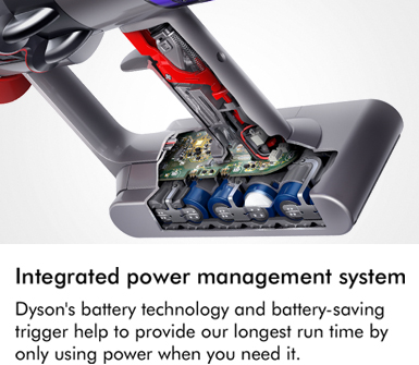 Dyson V11 Integrated Power