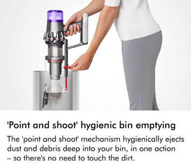 Dyson V11 Point and Shoot