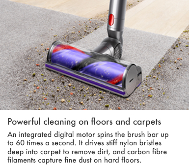 Dyson V11 Torque Drive Powerful Cleaning