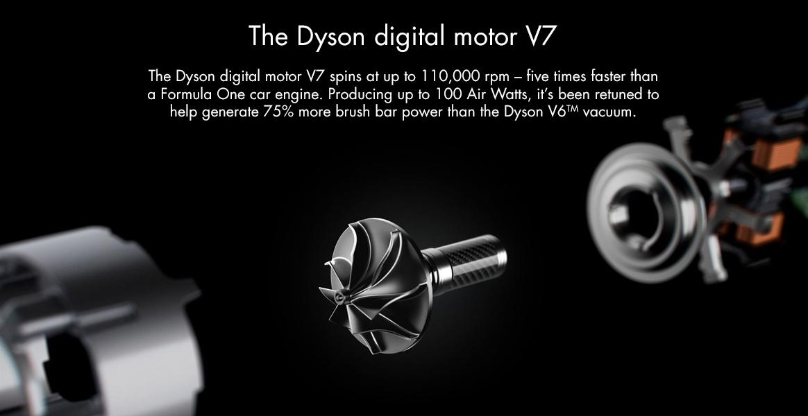 Dyson V7 AnimalPlus Digital Motor