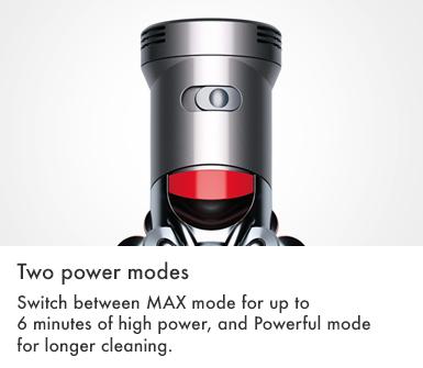 Dyson V7 AnimalPlus Two Powers