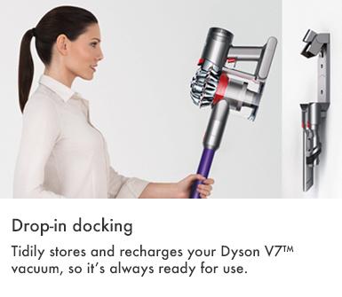 Dyson V7 AnimalPlus Drop Docking Image