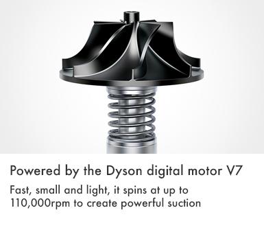 Dyson V7 Trigger Digital Motor