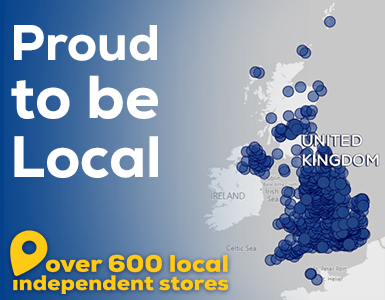 Euronics are Proud to be Local