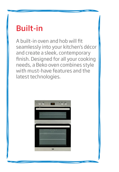 Beko Built-In Cooker