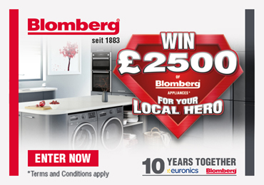 Blomberg Hero Competition