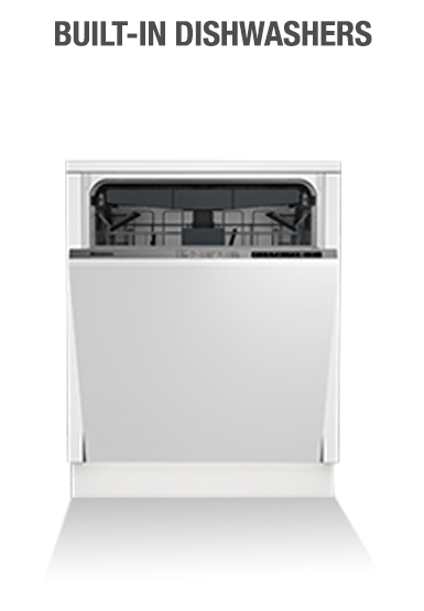 Blomberg Built-In Dishwashers