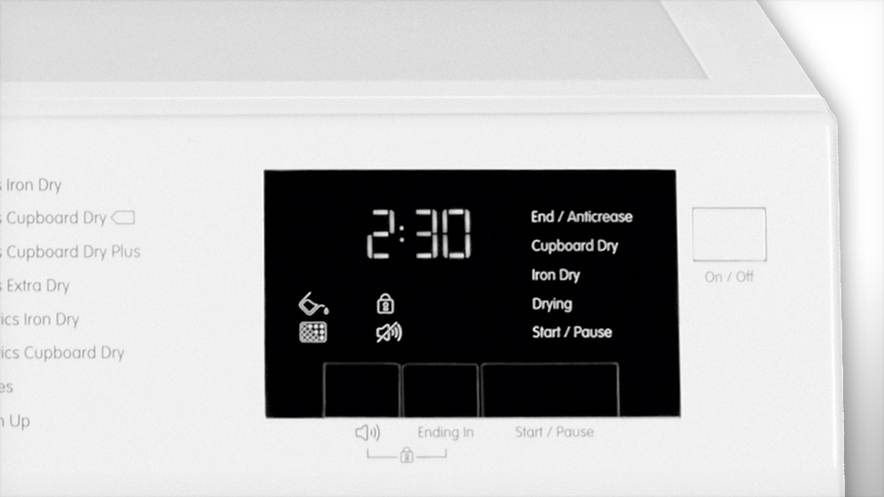Blomberg Stylish Digital Display Tumble Dryers