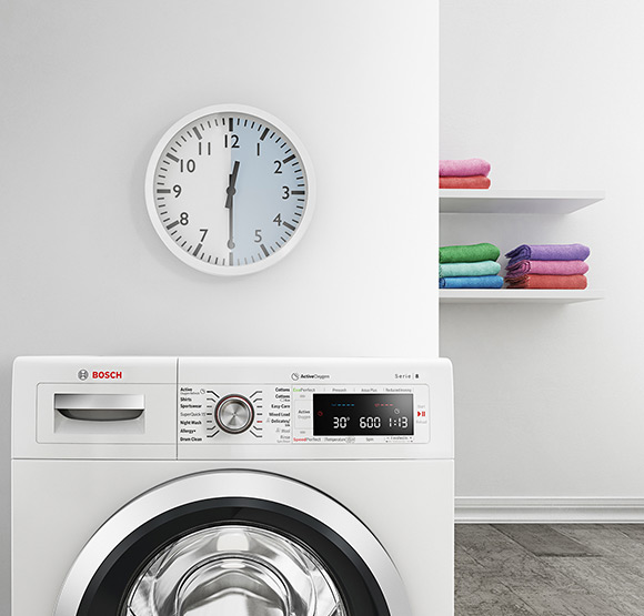 Bosch VarioPerfect Washing Machine