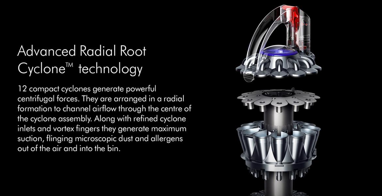 Dyson Ball Animal 2 Advanaced Radial Root