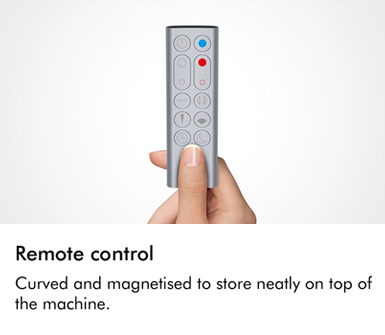 Dyson HP04 Hot + Cool Remote Control