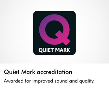 Dyson TP04 Pure Cool Advanced Technology Quiet Mark