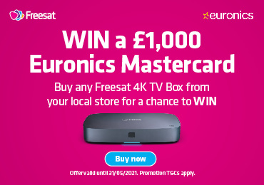 Freesat Bespoke Activity Promo
